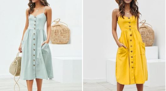 casual midi dresses