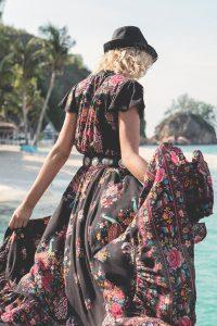 vintage beach dresses