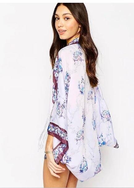summer casual kimono