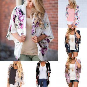 women summer kimono